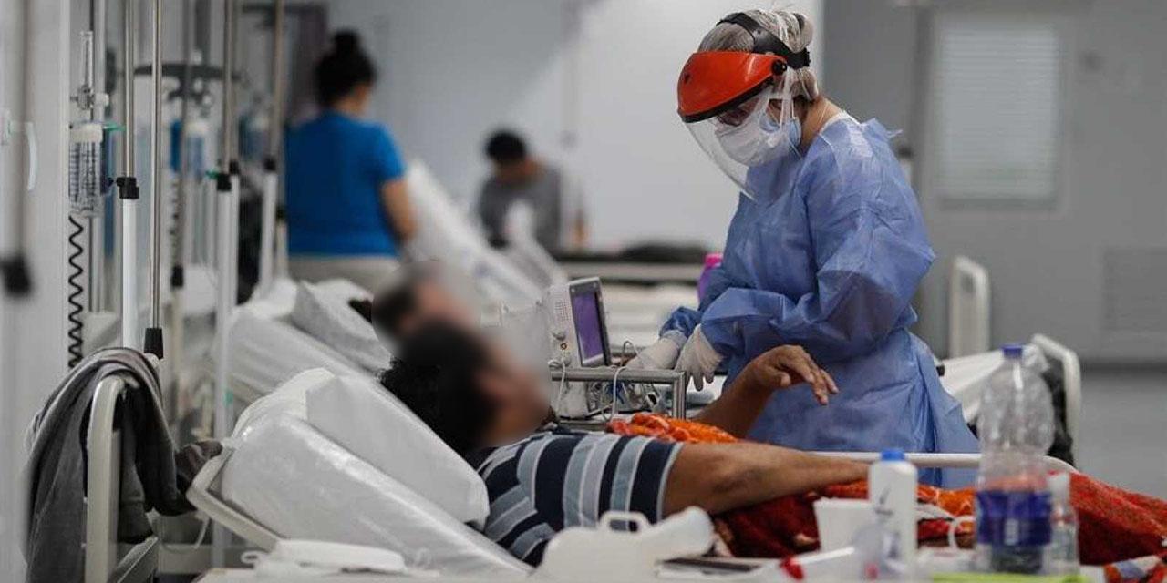 Reportan ocupación hospitalaria del 64.8%   El Imparcial de Oaxaca