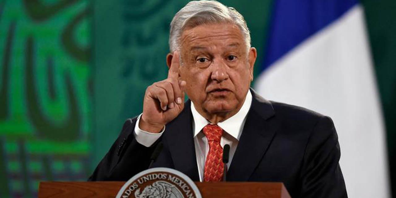 Asegura AMLO que EU quiere nueva política migratoria   El Imparcial de Oaxaca