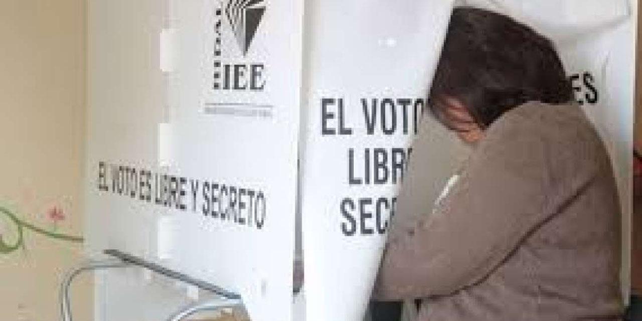 Elecciones extraordinarias en municipios de Oaxaca para el último domingo de noviembre | El Imparcial de Oaxaca