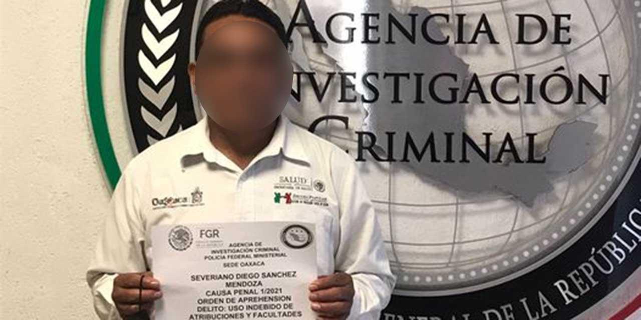 Detienen a ex funcionario del IMSS Oaxaca | El Imparcial de Oaxaca
