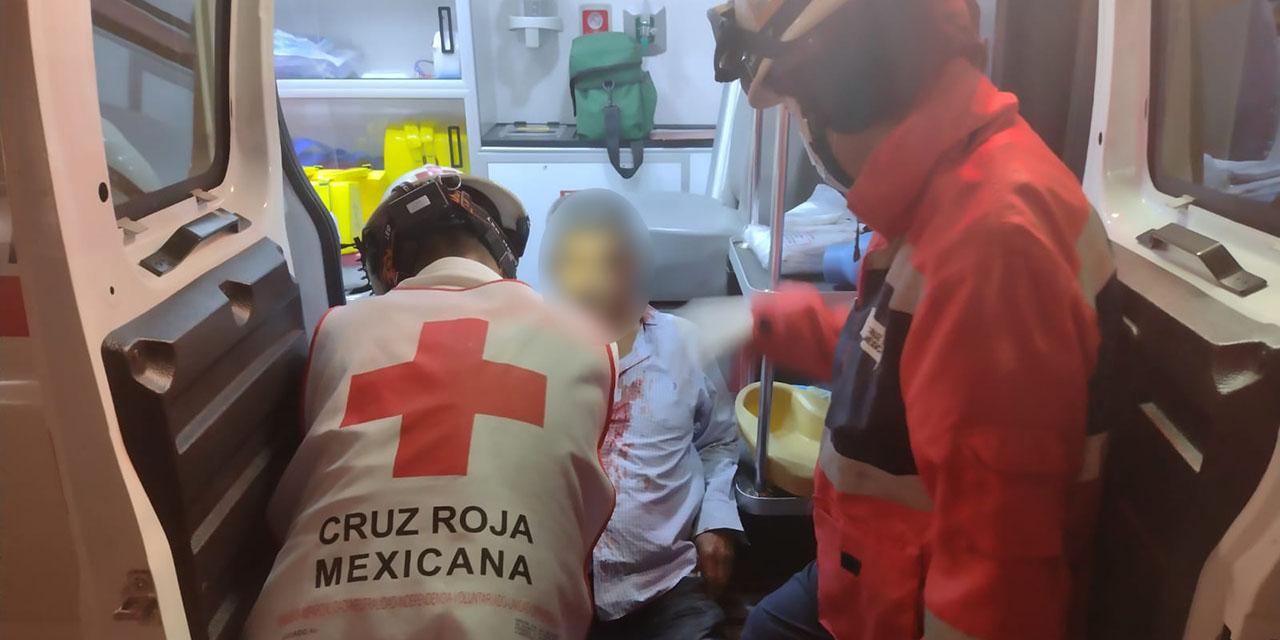 Asaltantes golpean a ciudadano en el Mercado de Abasto | El Imparcial de Oaxaca