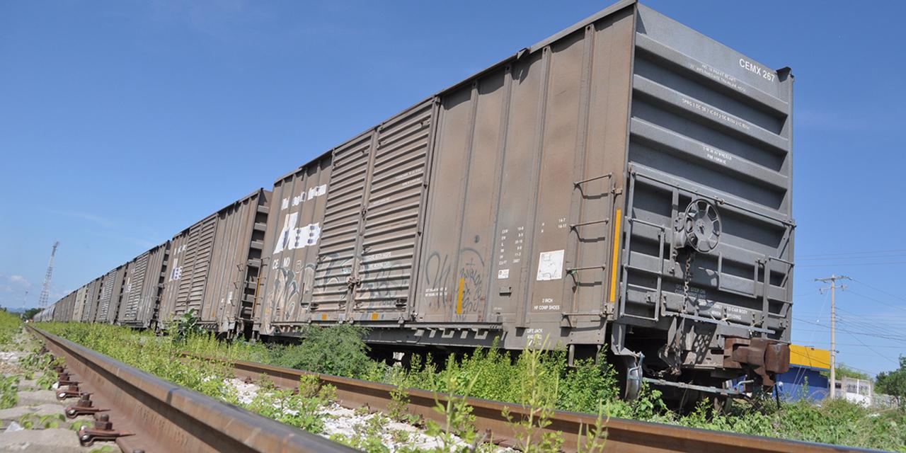 Tren Transístmico lleva 48% de avance | El Imparcial de Oaxaca
