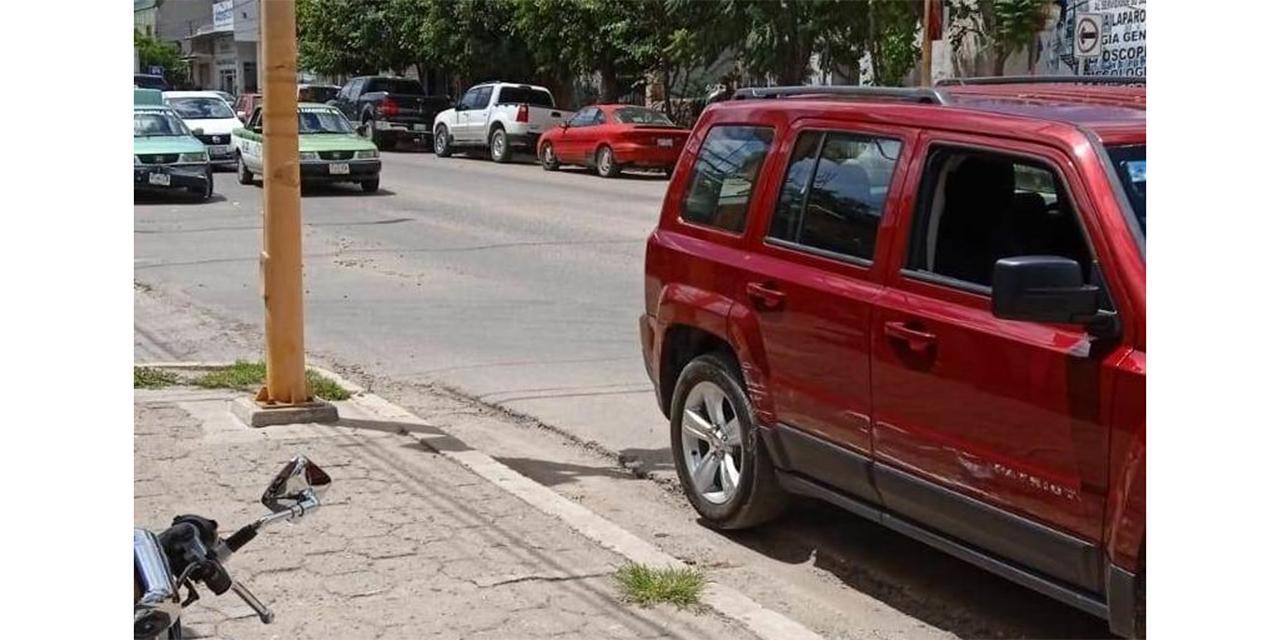 Colisionan vehículos en La Mixteca | El Imparcial de Oaxaca
