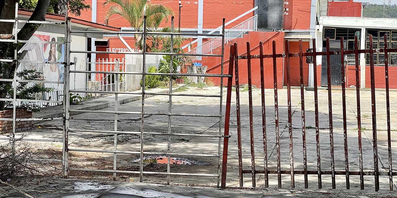 Al menos 146 planteles presentan deterioros en su infraestructura en Oaxaca | El Imparcial de Oaxaca