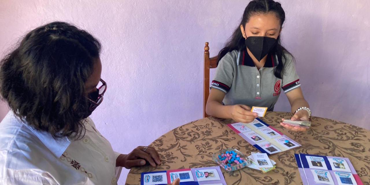 Estudiante del Cobao crea una lotería didáctica   El Imparcial de Oaxaca