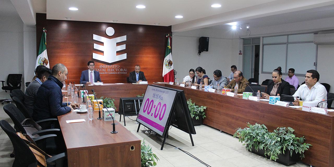 IEEPCO opera con riesgo considerable, advierte INE   El Imparcial de Oaxaca