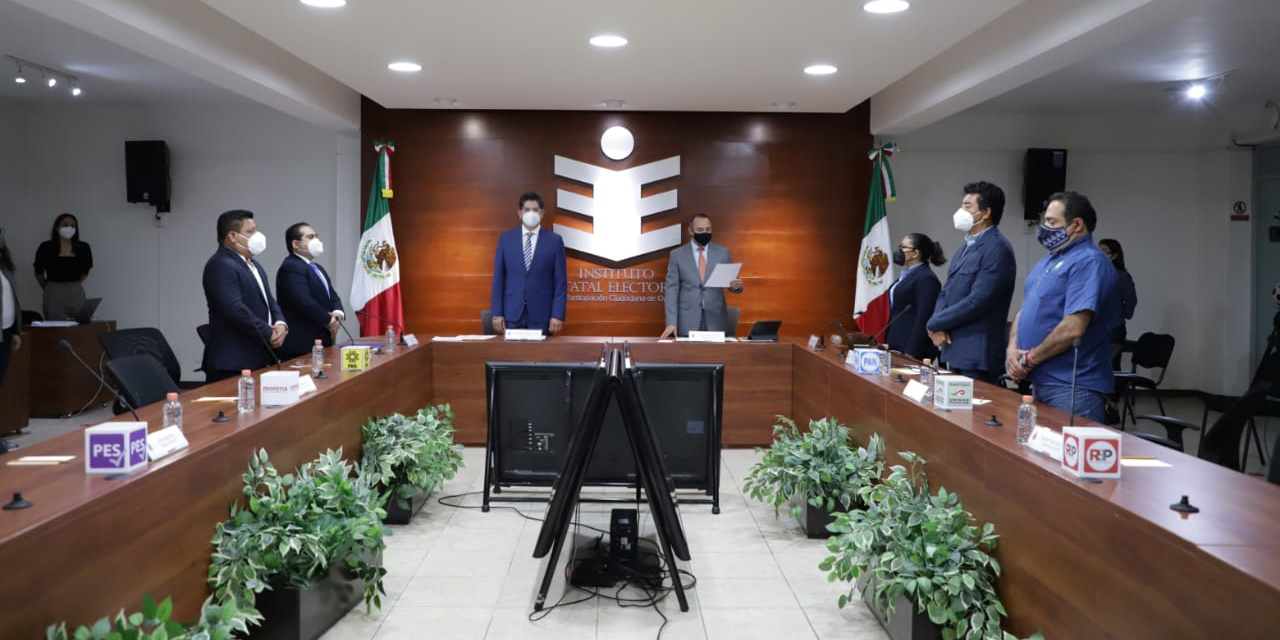 Arranca Proceso Electoral 2022 rumbo a la gubernatura de Oaxaca | El Imparcial de Oaxaca