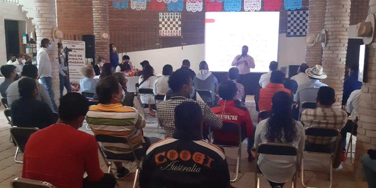 30% de los espacios deportivos en Huajuapan se encuentran en malas condiciones | El Imparcial de Oaxaca