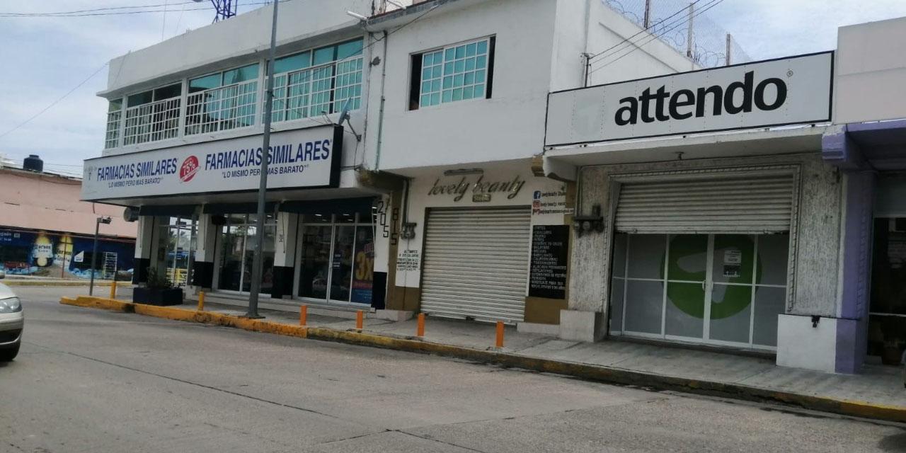 Propietarios buscan aperturar negocios no esenciales de Salina Cruz | El Imparcial de Oaxaca