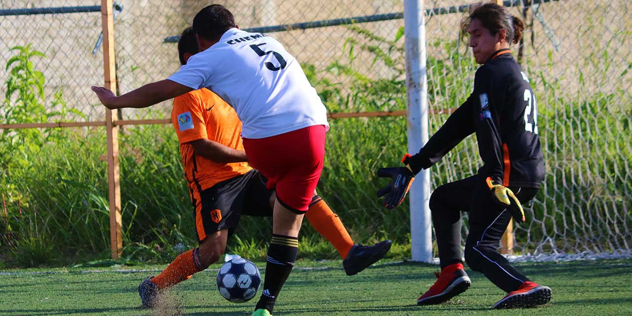 Alemania manda en futbol mixto | El Imparcial de Oaxaca