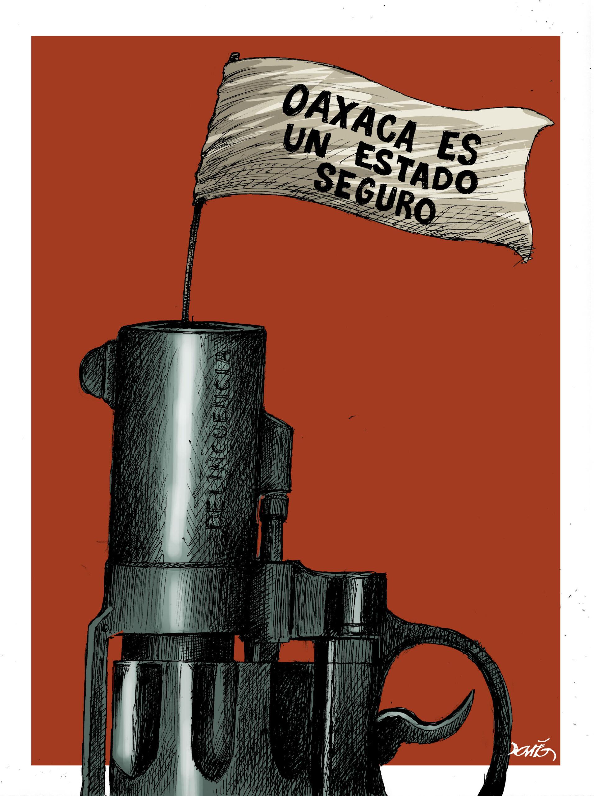 Bandera blanca   El Imparcial de Oaxaca