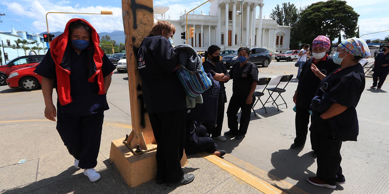 Oaxaca detenta deshonroso tercer lugar en protestas | El Imparcial de Oaxaca