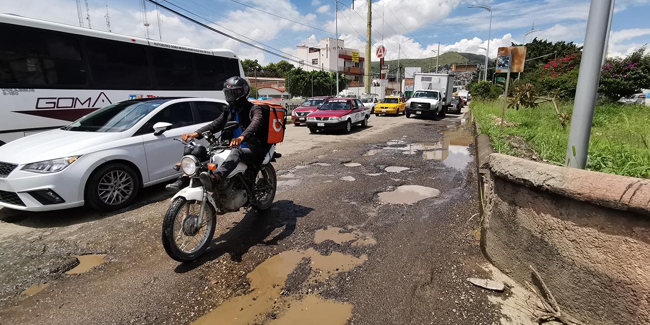 Hartazgo ciudadano por el abandono de calles | El Imparcial de Oaxaca