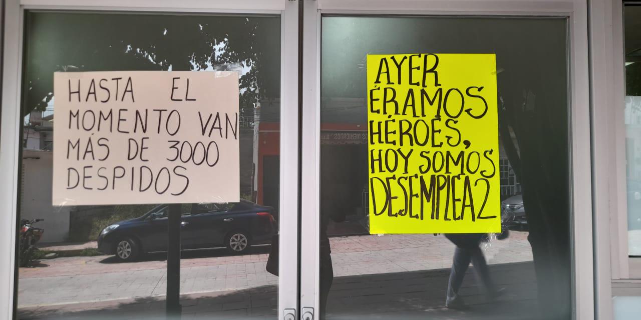 Colapsa hospital de Huajuapan de León   El Imparcial de Oaxaca