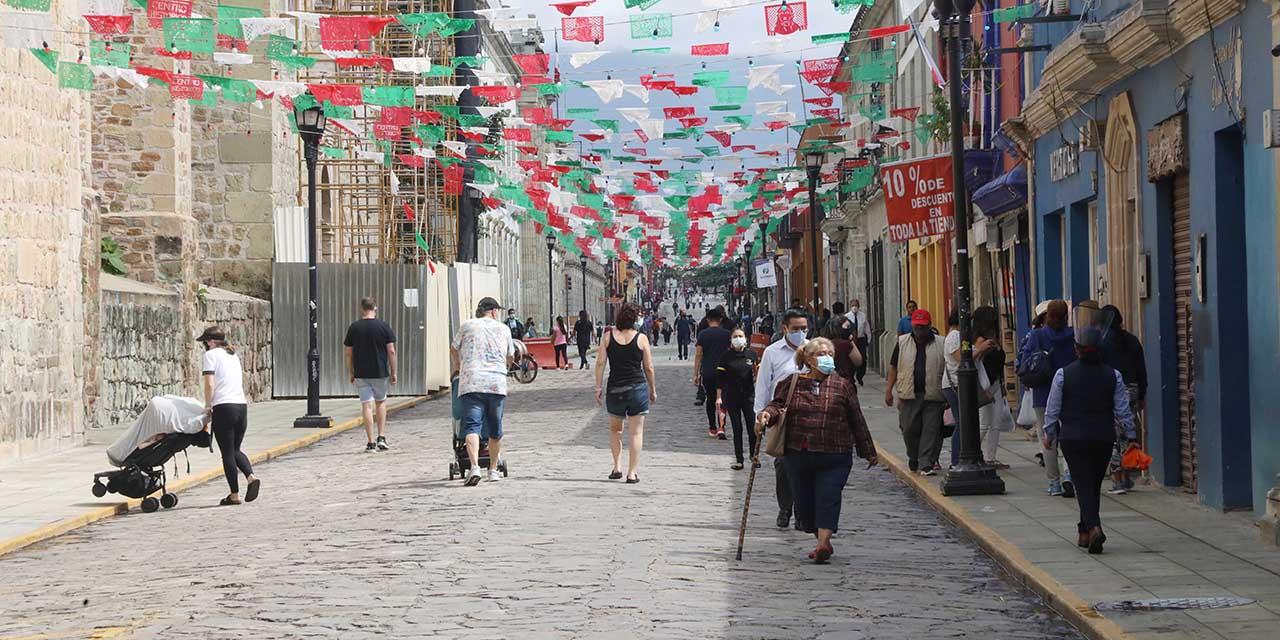 Disminuyen contagios y decesos de tercera ola | El Imparcial de Oaxaca