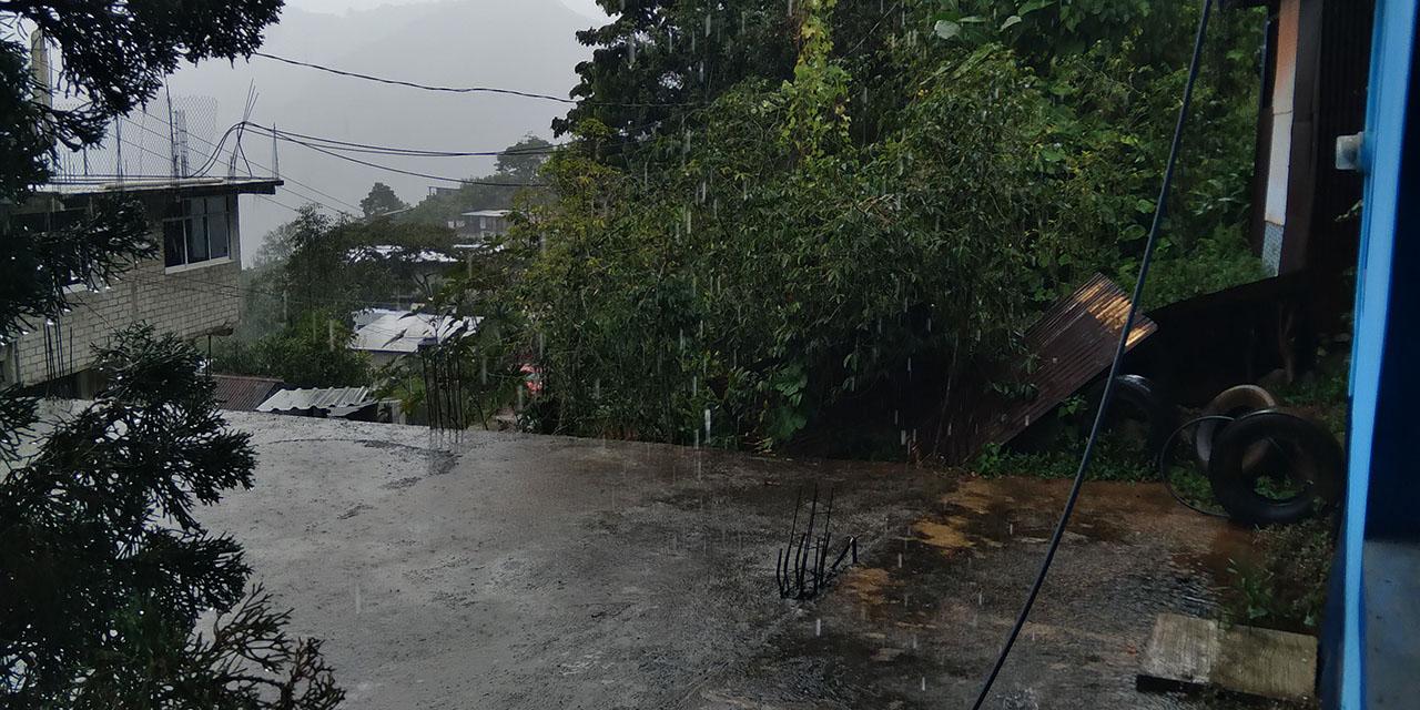 Llega el otoño con lluvias y frío en la Región Mazateca   El Imparcial de Oaxaca