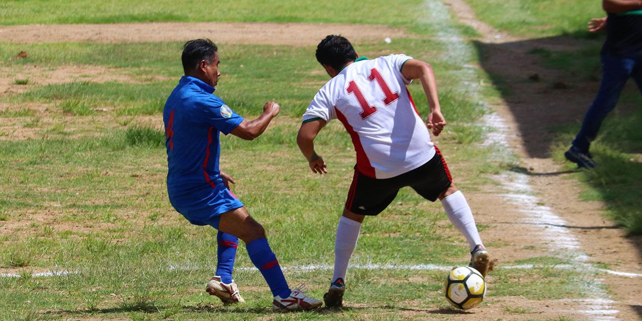 Van veteranos por novena fecha   El Imparcial de Oaxaca
