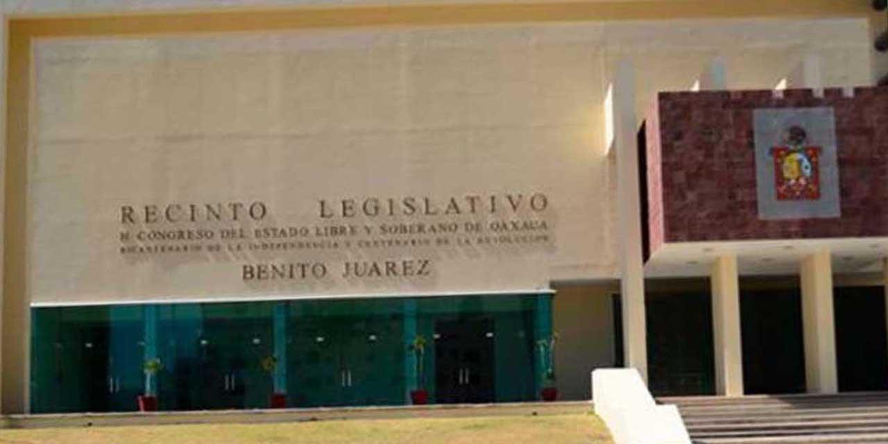 Desacuerdos, sello de la recta final de la 64 Legislatura | El Imparcial de Oaxaca