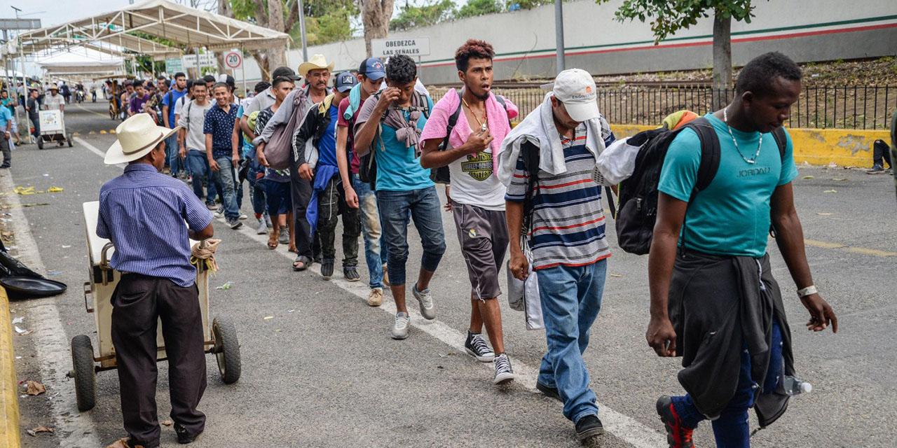 Alcanza a Oaxaca crisis de migración caribeña   El Imparcial de Oaxaca