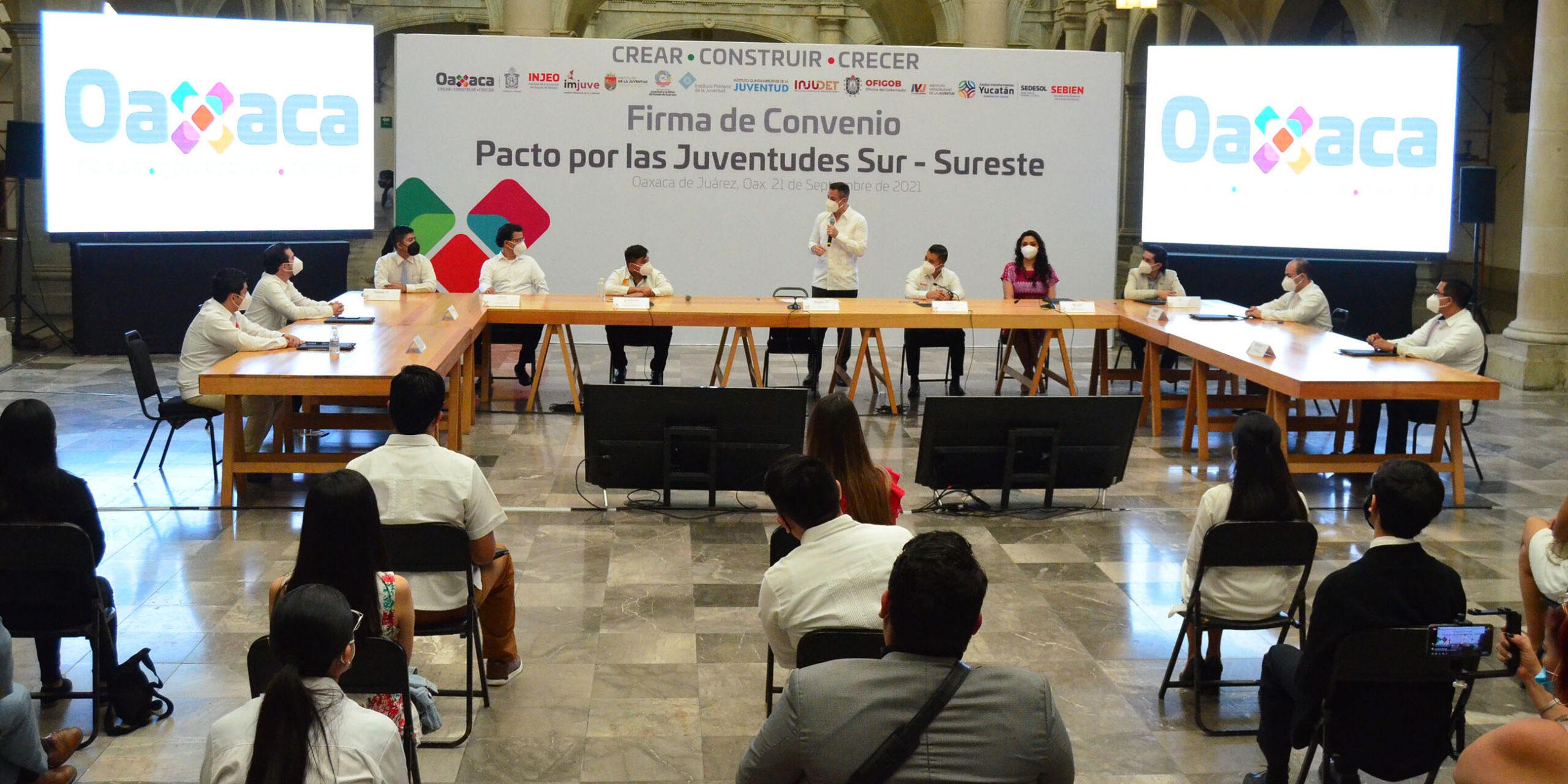 Con proyectos estratégicos, avanzará sur sureste: Murat | El Imparcial de Oaxaca