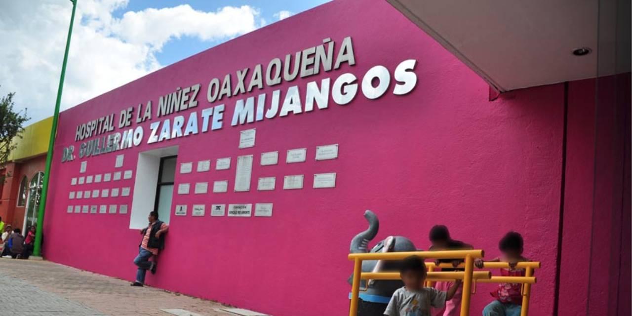 Padecen niños falta de oncológicos y de médicos en Oaxaca   El Imparcial de Oaxaca