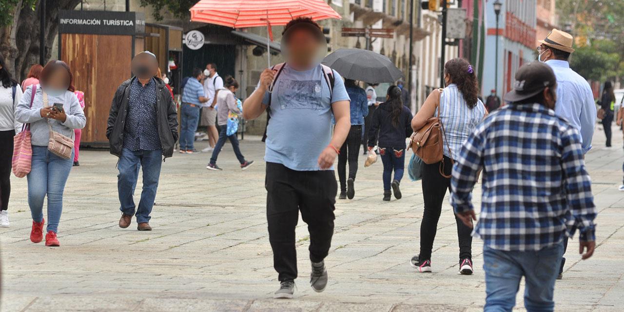 Oaxaca inicia la semana con 1,544 casos activos   El Imparcial de Oaxaca
