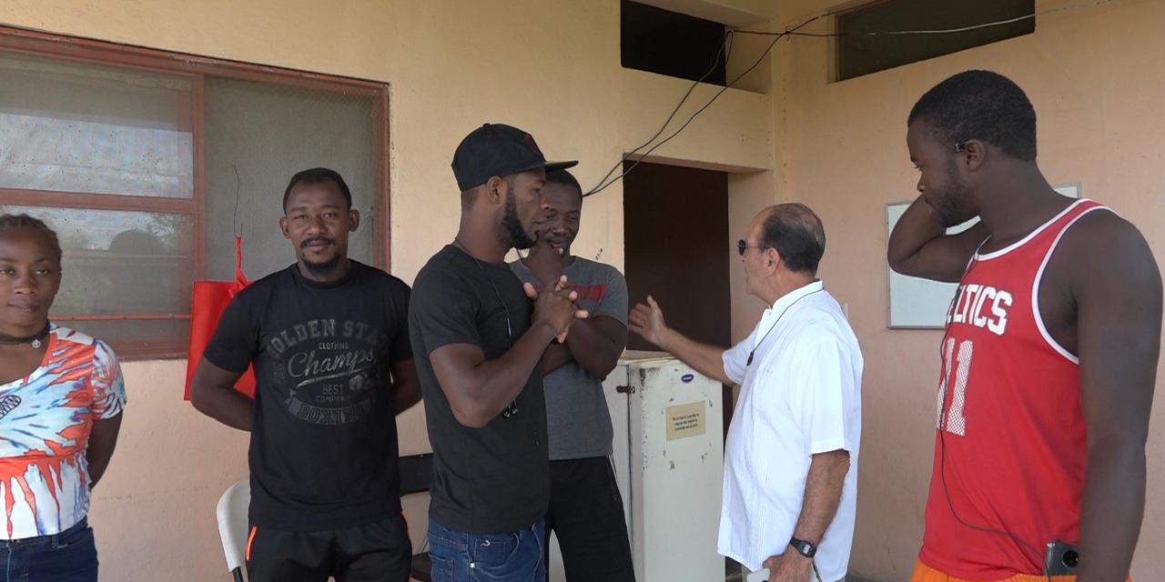 Arriban haitianos al Istmo de Tehuantepec | El Imparcial de Oaxaca