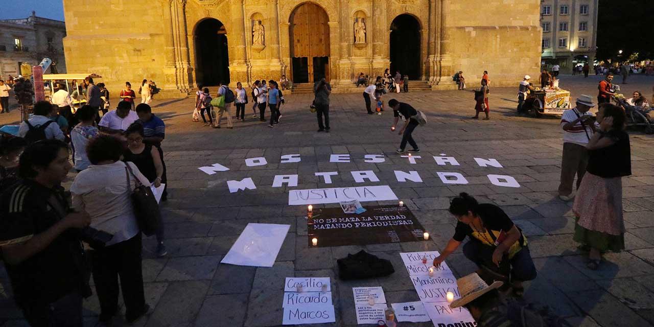 Oaxaca, segundo estado más violento para periodistas | El Imparcial de Oaxaca