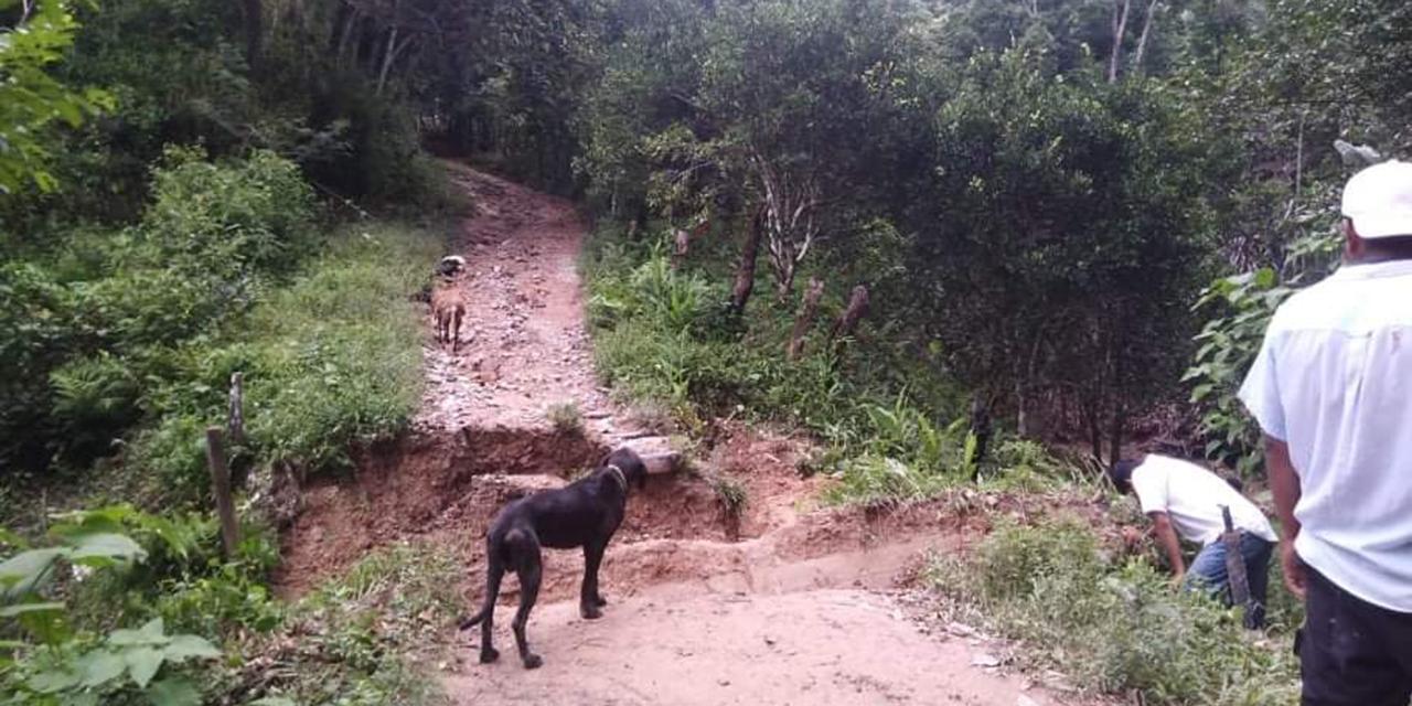 Comunidades en Petapa quedan incomunicadas   El Imparcial de Oaxaca