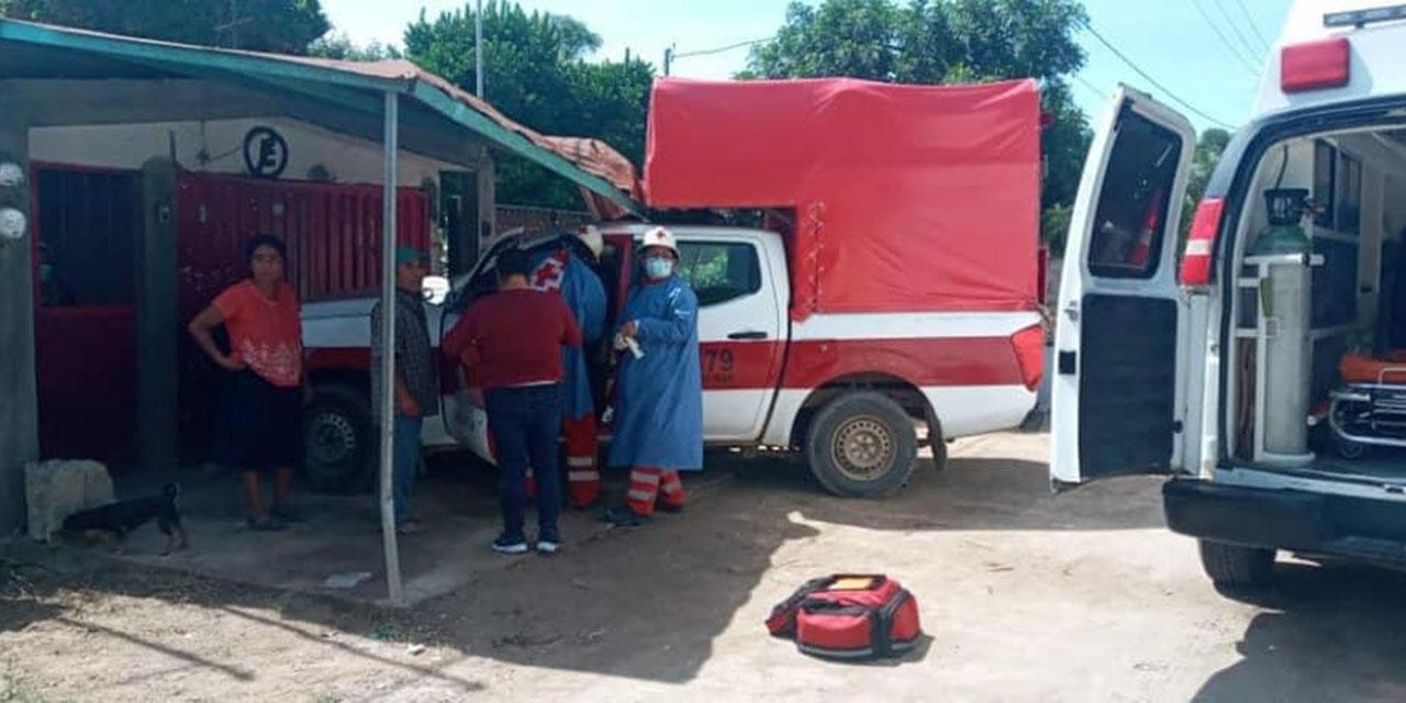 Balean a chofer de camioneta en Miahuatlán   El Imparcial de Oaxaca