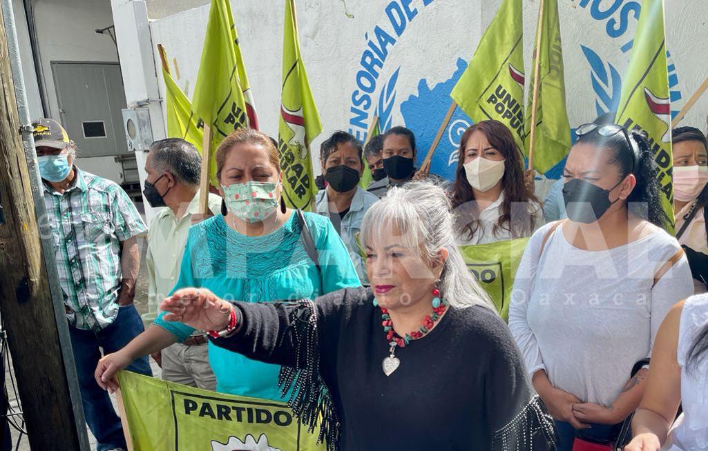Exigen renuncia del dirigente del PUP en Oaxaca   El Imparcial de Oaxaca