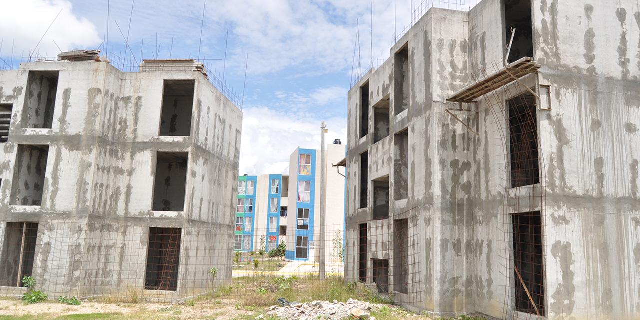 Desolación en Ciudad Yagul; el espejismo de una vivienda digna | El Imparcial de Oaxaca