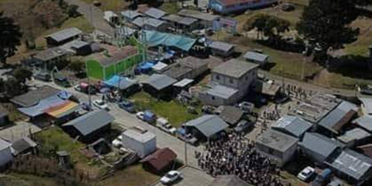 Suman 600 asesinatos por líos agrarios entre Yosonotú y Monteverde | El Imparcial de Oaxaca