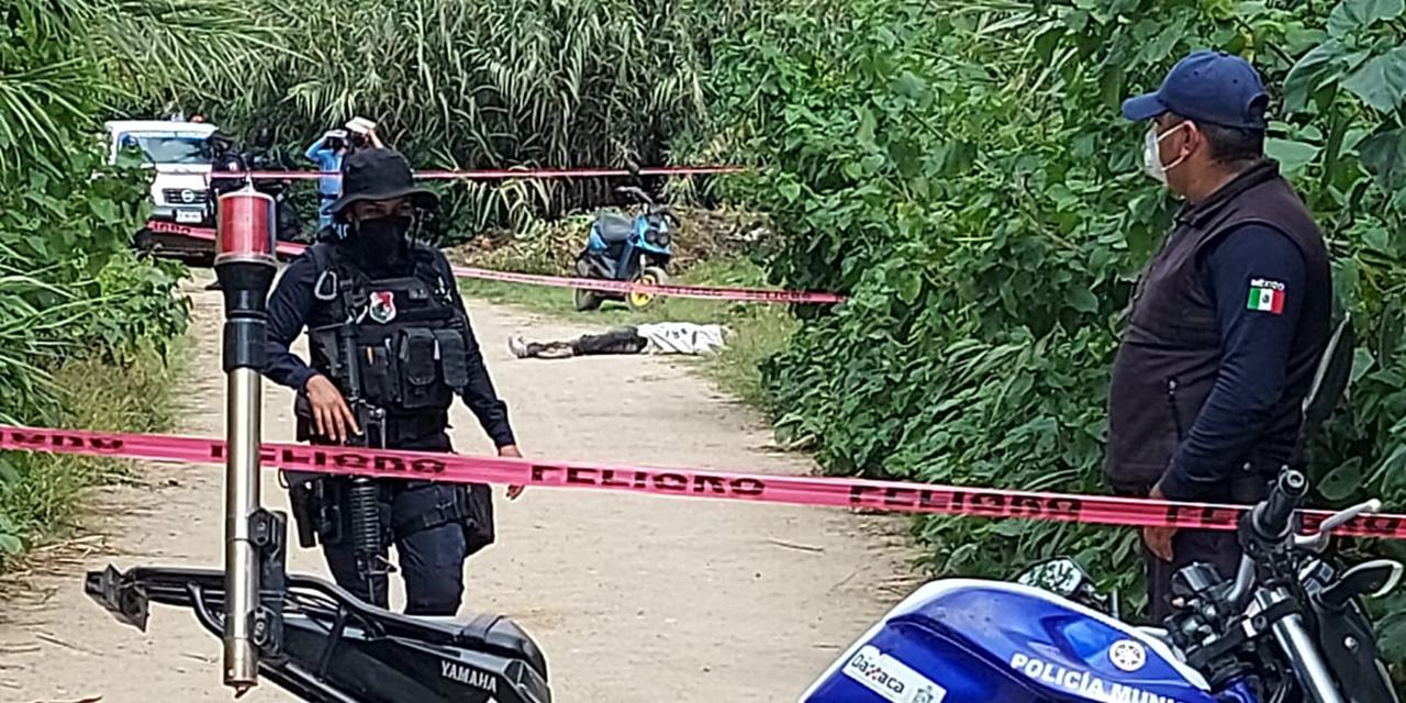 Acribillan a mototaxista en Nazareno, Etla   El Imparcial de Oaxaca