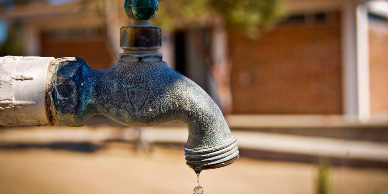 Obra de CFE corta agua a 44 colonias de la capital oaxaqueña | El Imparcial de Oaxaca