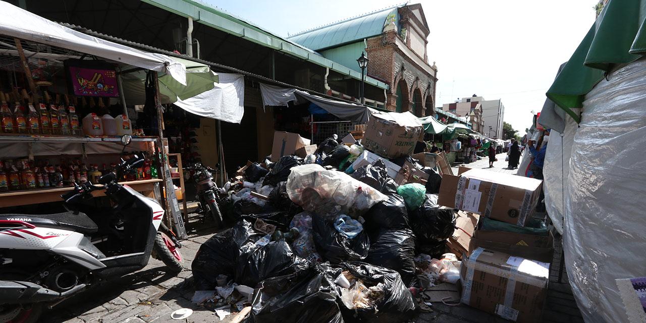 Basura en Oaxaca: entre el abandono de desechos y la falta de servicio   El Imparcial de Oaxaca