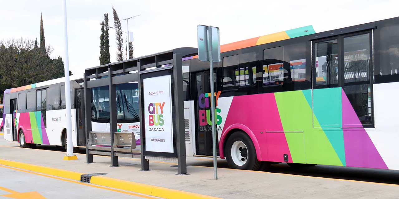 Nuevo aplazamiento al Citybus para noviembre | El Imparcial de Oaxaca