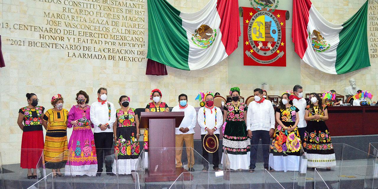 Congreso de Oaxaca ratifica a magistrado del TSJ; apercibimiento a Murat | El Imparcial de Oaxaca