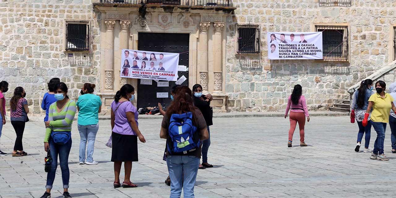 García Jarquín endosa cierre de basurero al gobierno estatal | El Imparcial de Oaxaca