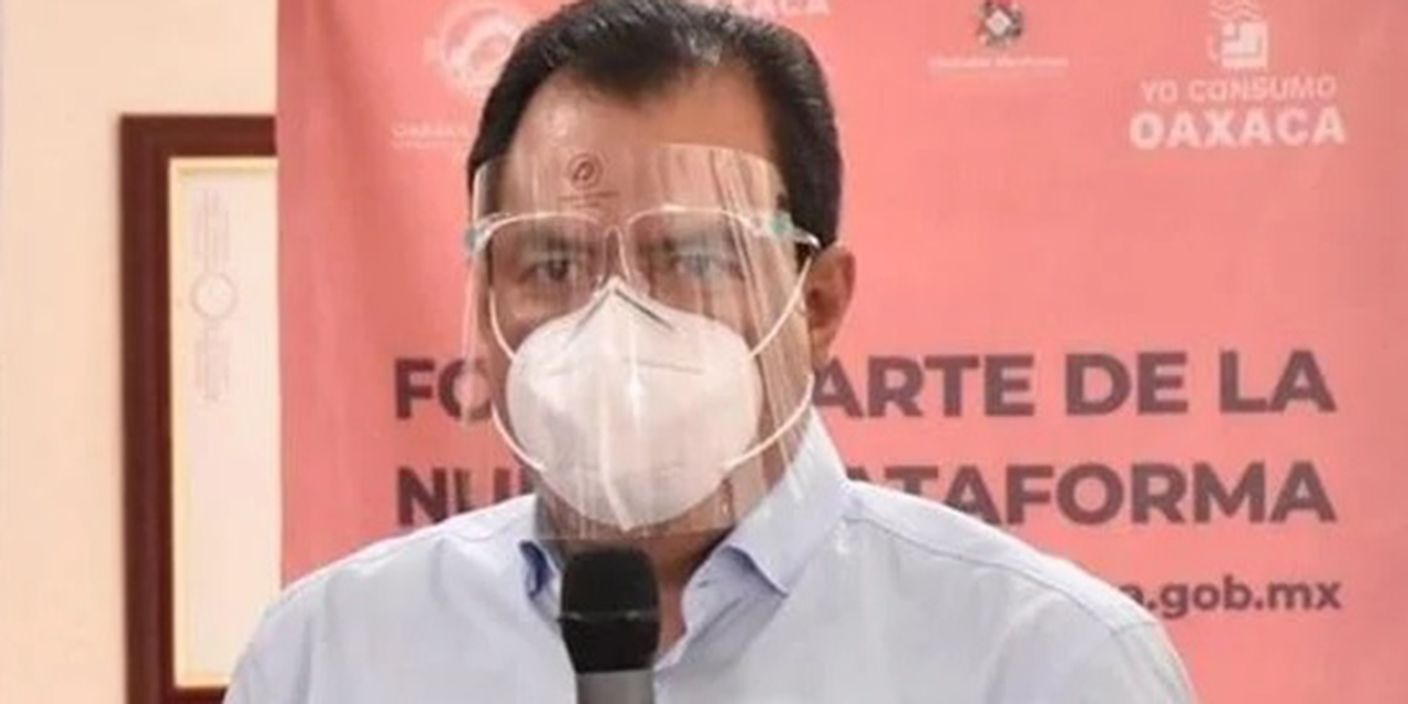 Oswaldo García Jarquín acumula problemas sin resolver a tres meses de terminar su administración | El Imparcial de Oaxaca