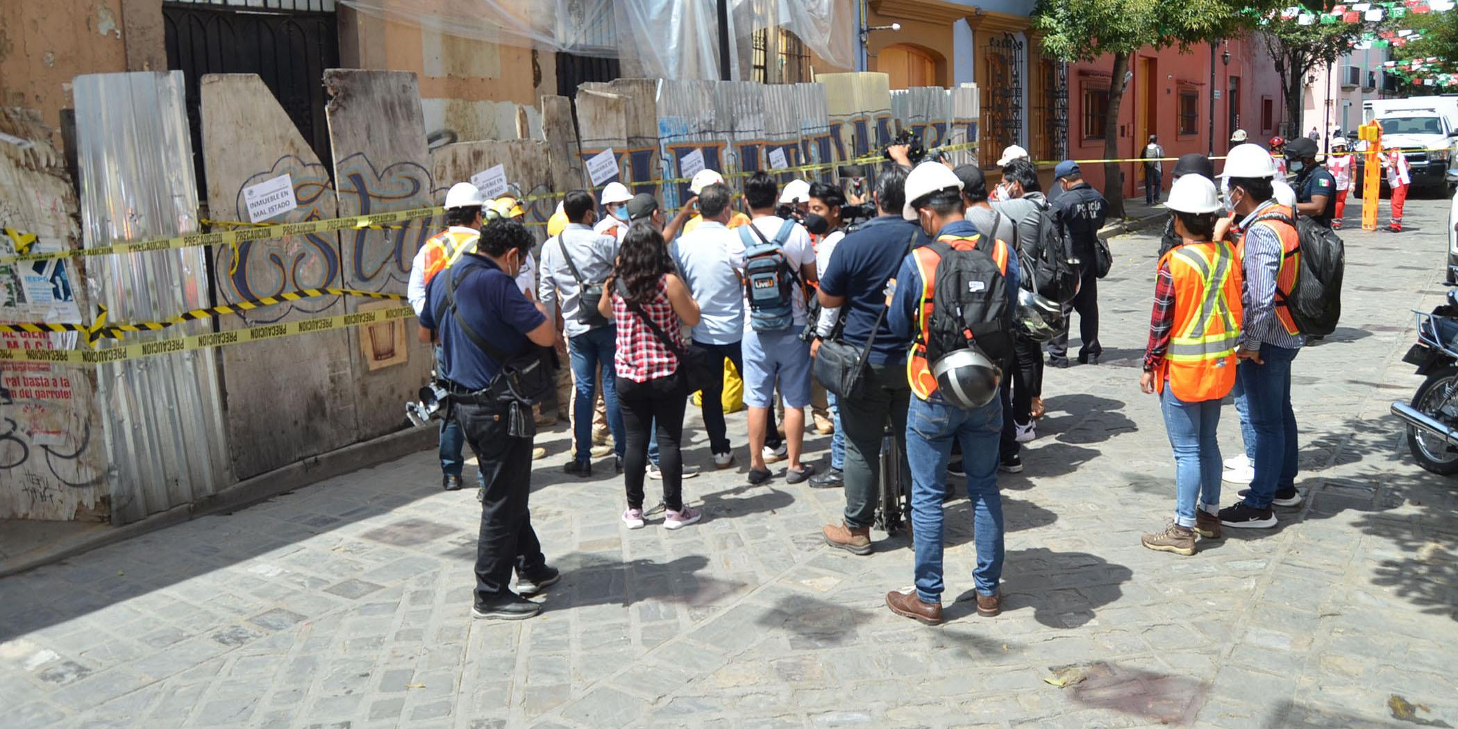 Simulacro exhibe la falta de cultura de PC   El Imparcial de Oaxaca