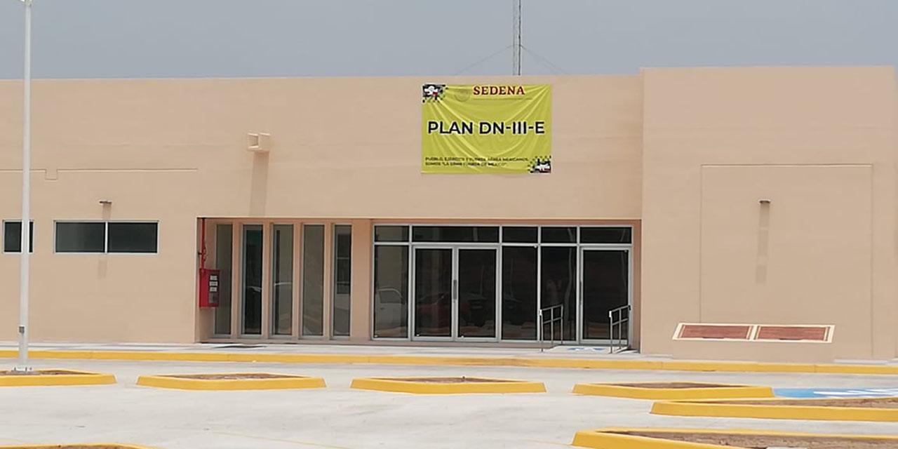 Reinicia funciones hospital Covid-19 de Juchitán de Zaragoza   El Imparcial de Oaxaca