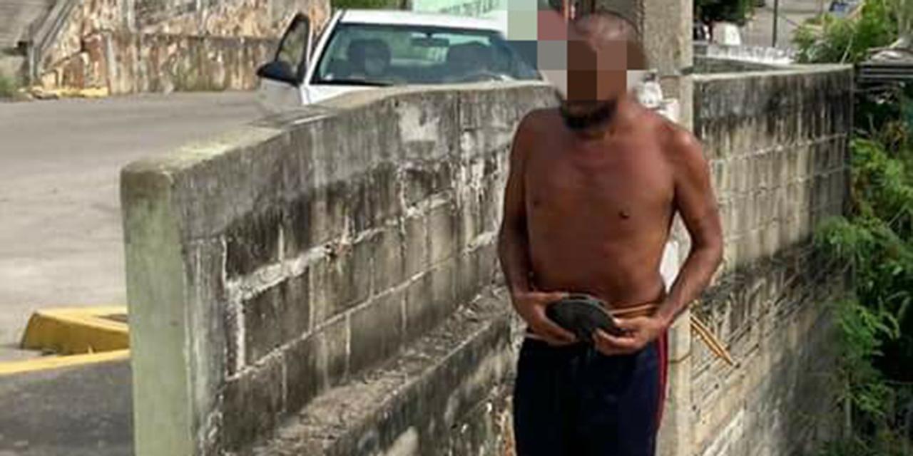 Vecinos vigilantes detienen a sujeto en Barrio Espinal de Salina Cruz   El Imparcial de Oaxaca