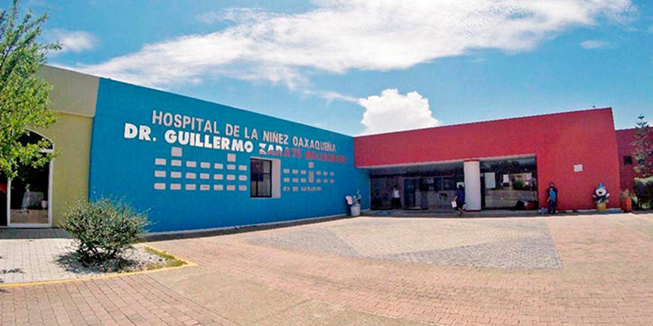 Hospital de la Niñez se queda sin alimentos: Solicitan apoyo de la Ciudadanía   El Imparcial de Oaxaca