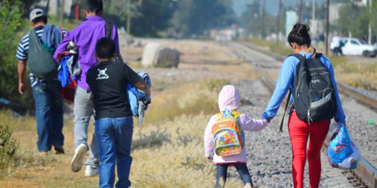 ONGs buscan beneficiar a menores migrantes | El Imparcial de Oaxaca