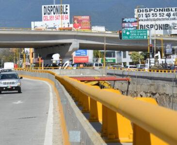 Denuncian riesgo de colapso en el puente de Cinco Señores