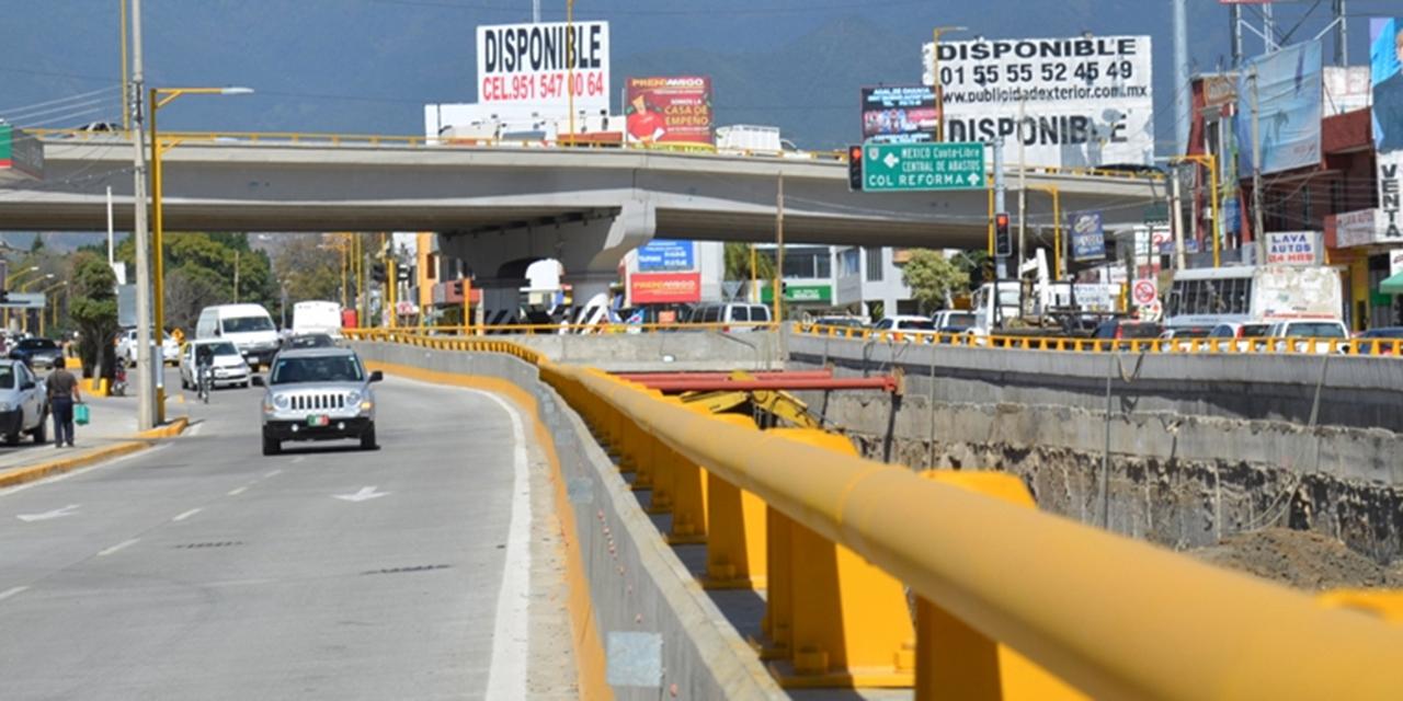 Denuncian riesgo de colapso en el puente de Cinco Señores   El Imparcial de Oaxaca