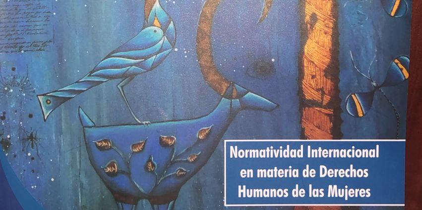 Elabora PJE compendio de Normatividad sobre DH de las Mujeres | El Imparcial de Oaxaca
