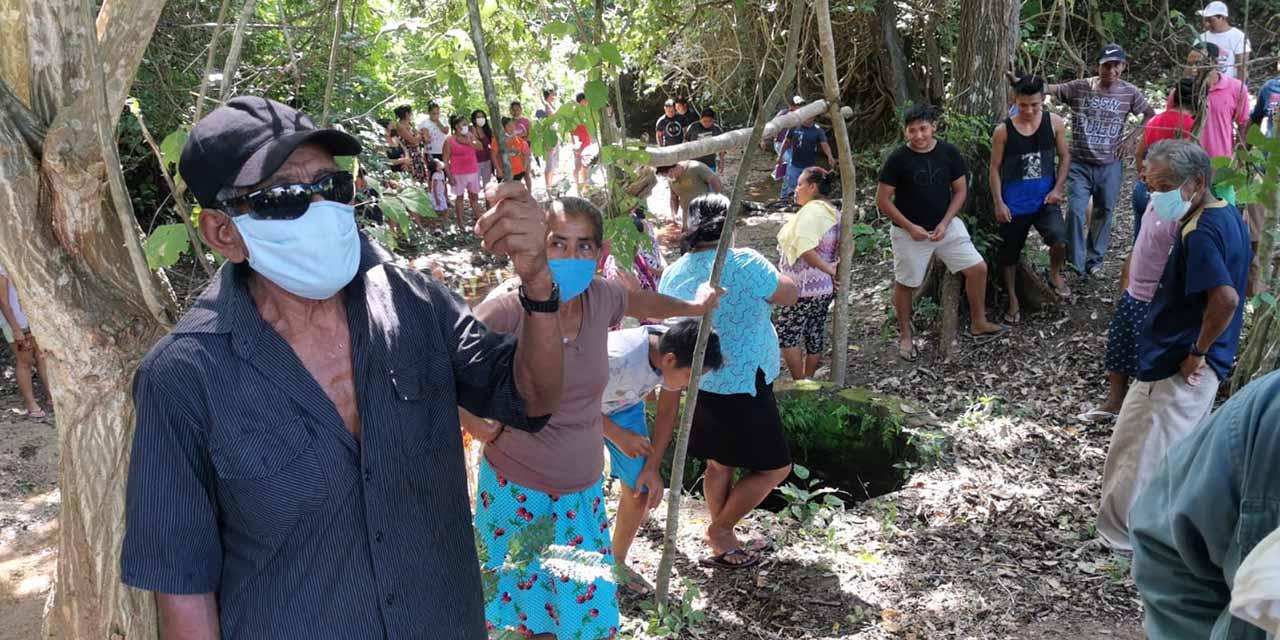 San Isidro Apango mantendrá pozo activo   El Imparcial de Oaxaca