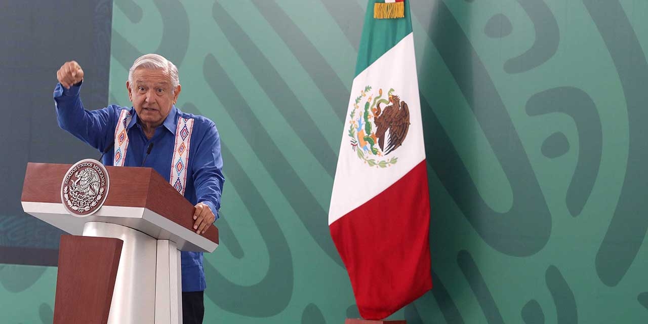 En México, 86 mil trabajadores de salud son eventuales: AMLO   El Imparcial de Oaxaca